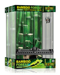 Picture of Exo Terra Bamboo Forest Habitat Kit Small
