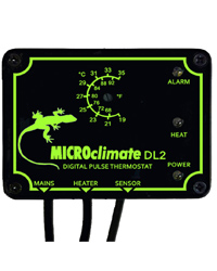 Picture of Microclimate DL2 Pulse Thermostat with Alarm