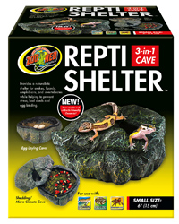 Picture of Zoo Med Repti Shelter 3 in1 Cave Small
