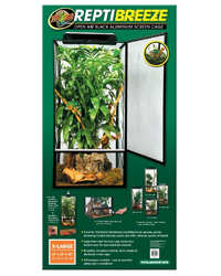 Picture of Zoo Med ReptiBreeze Screen Cage 61 x 61 x 122 cm