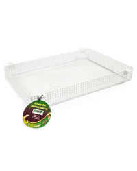 Picture of Reptile Radiator Guard White