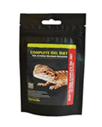 Picture of Komodo Juvenile Bearded Dragon Complete Gel Diet 75g