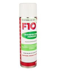 Picture of F10 Aerosol Disinfectant 500ml