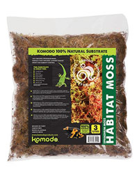 Picture of Komodo Habitat Moss 3 litres