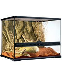 Picture of Exo Terra Glass Terrarium Medium Wide 60x45x45cm