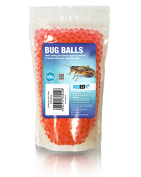 Picture of ProRep Bug Balls Strawberry 500g