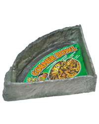 Picture of Zoo Med Repti Rock Corner Bowl X-Large