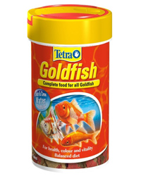 Picture of Tetrafin Goldfish Flake 52g