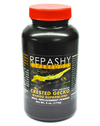 Picture of Repashy Superfoods Crested Gecko Mango 170g