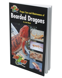 Picture of Zoo Med Care and Maintenance of Bearded Dragons