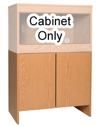 Picture of Standard Cabinet  Beech - 30 x 18 x 26 Inches
