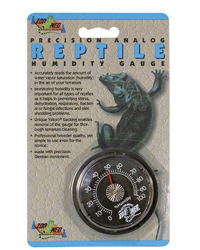 Picture of Zoo Med Analogue Humidity Gauge