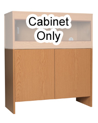 Picture of Standard Cabinet  Oak - 36 x 15 x 26 Inches