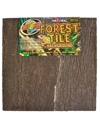 Picture of Zoo Med Forest Tile Background 45 x 45cm