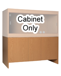Picture of Standard Cabinet  Oak - 48 x 24 x 26 Inches
