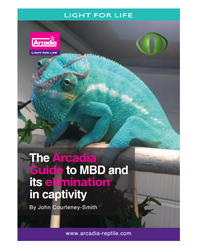 Picture of Arcadia Guide to MBD and its elimination in captivity