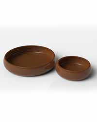 Picture of Pro Rep Mealworm Dish Earth Brown 75mm