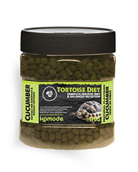 Picture of Komodo Tortoise Diet Cucumber 170g