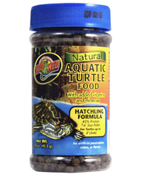 Picture of Zoo Med Aquatic Turtle Food Hatchling 54g
