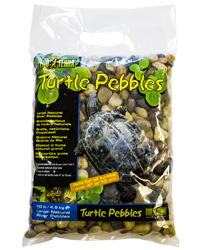 Picture of Exo Terra Turtle Pebbles Large 10-20mm 4.5Kg