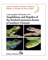 Picture of Chimaira Amphibians and Reptiles of Vietnam