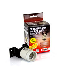 Picture of ProRep Ceramic Lamp Holder With Bracket