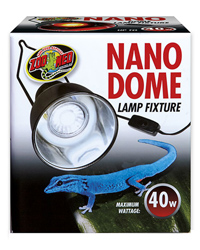 Picture of Zoo Med Nano Dome Lamp Fixture 40W