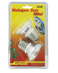 Picture of Lucky Reptile Halogen Sun Mini Spot 2 x 20W
