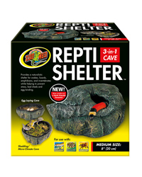 Picture of Zoo Med Repti Shelter 3 in1 Cave Medium