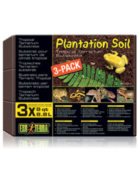 Picture of Exo Terra Plantation Soil Substrate 3 Pack