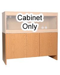 Picture of Standard Cabinet  Oak - 48 x 18 x 26 Inches