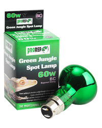 Picture of ProRep Green Jungle Spot Lamp 60W Bayonet