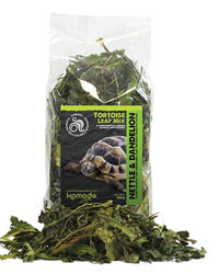 Picture of Komodo Tortoise Leaf Mix 100g