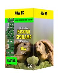 Picture of HabiStat Basking Spotlamp 40W Screw