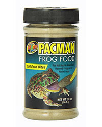 Picture of Zoo Med Pacman Frog Food 57g