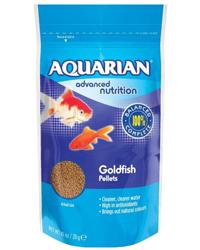Picture of Aquarian Goldfish Pellets 28g