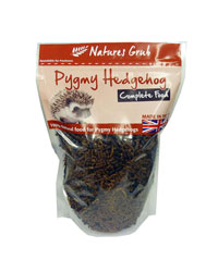 Picture of Natures Grub Pygmy Hedgehog Complete 1.5kg
