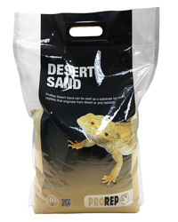 Picture of ProRep Desert Sand Yellow 10 Kg