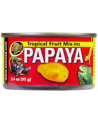 Picture of Zoo Med Tropical Mix-in Papaya 95g