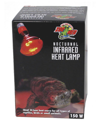 Picture of Zoo Med Infrared Heat Lamp ES 150W