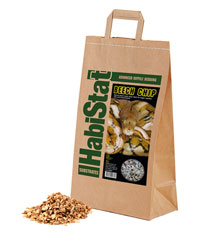 Picture of HabiStat Beech Chip Substrate Coarse 15 kg