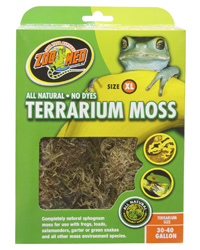 Picture of Zoo Med Terrarium Moss X Large 3.1 Litres