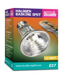 Picture of Arcadia Halogen Basking Spot 100W ES