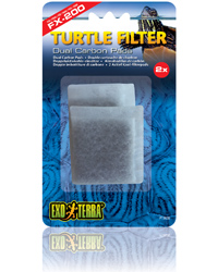Picture of Exo Terra Carbon Pads for FX200 Filter