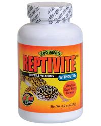 Picture of Zoo Med Reptivite without D3 227g
