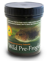 Picture of GD Wild Tadpole Pre-Froglet Food 80g