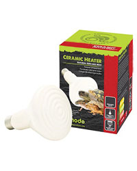 Picture of Komodo Ceramic Heat Emitter White 100W