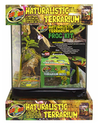 Picture of Zoo Med Naturalistic Terrarium Frog Kit