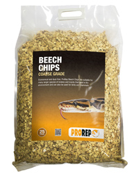 Picture of ProRep Beech Chips Coarse 25 Litres