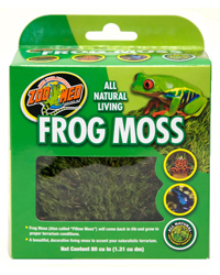 Picture of Zoo Med All Natural Frog Moss 1.3 Litre